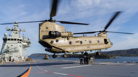 Air 9000 Phase 5C Replacement Chinook Facilities