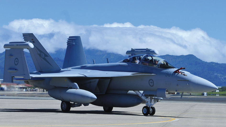Growler Airborne Electronic Attack Capability Facilities