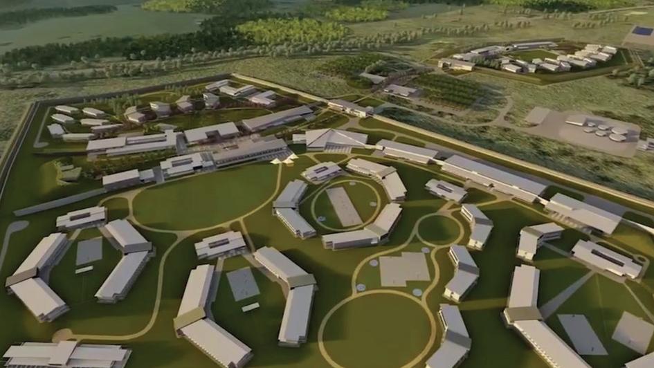 New Clarence Correctional Centre (Grafton Prison)