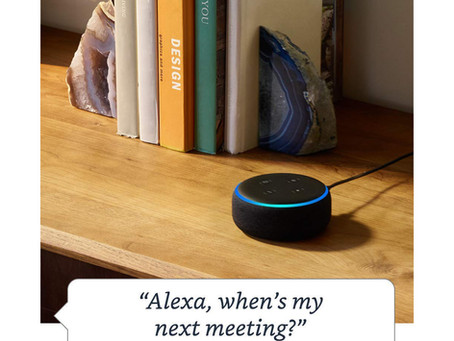 Make the most of your smart speaker: Alexa Cheat Sheets!