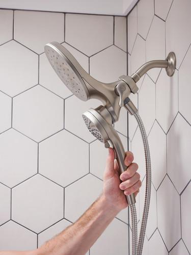 handheld shower head magnetix moen