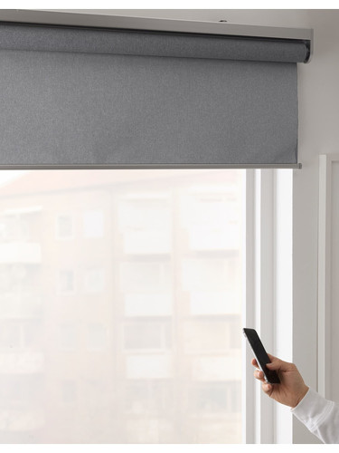Smart blinds automated
