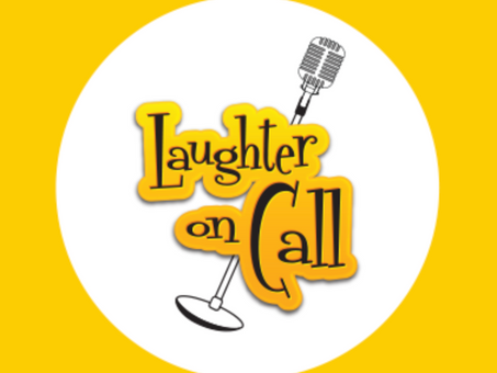 Laughter on Call:  On Demand Senior Comedy Care!