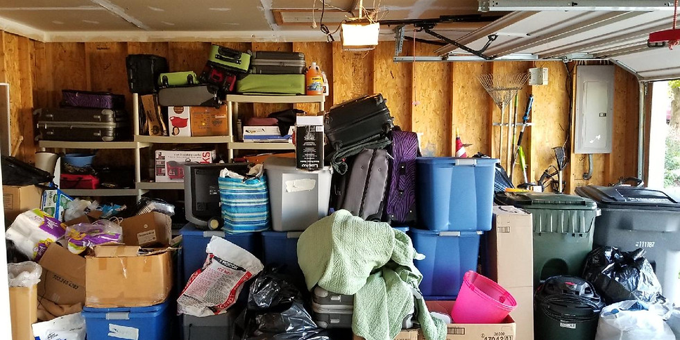 Decluttering & Reorganizing: 5 Easy Steps