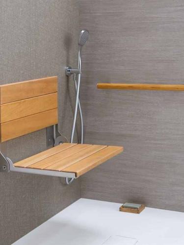 best folding shower seat