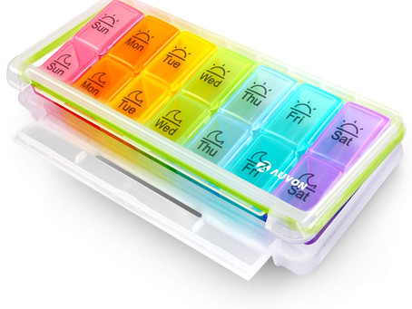"""Keep Track & Stay Organized: 8 """"Best-in-Class"""" Memory aids"""