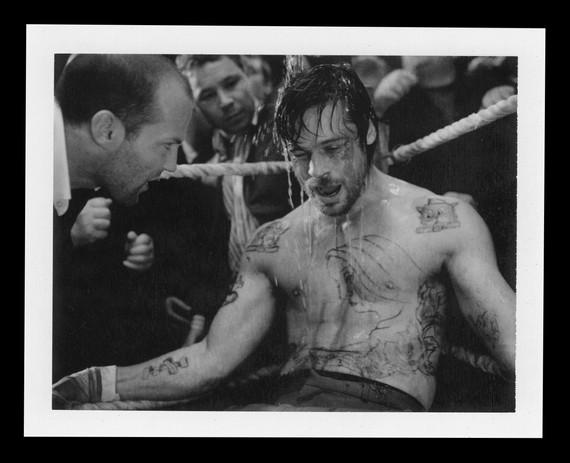 Brad Pitt, Jason-Statham : Boxing Ring