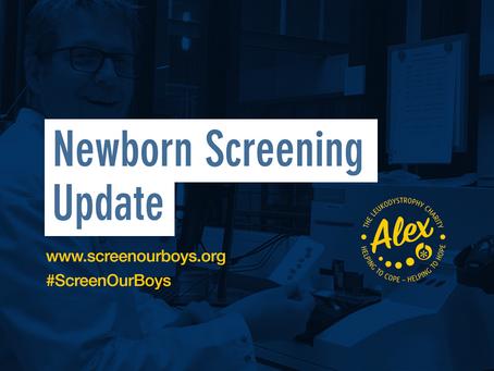 Newborn Screening Update