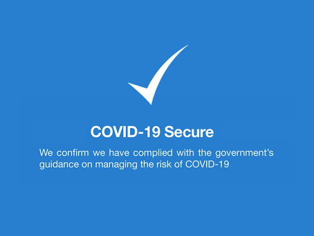 Covid Secure environment