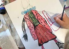 Online: Fashion Illustration