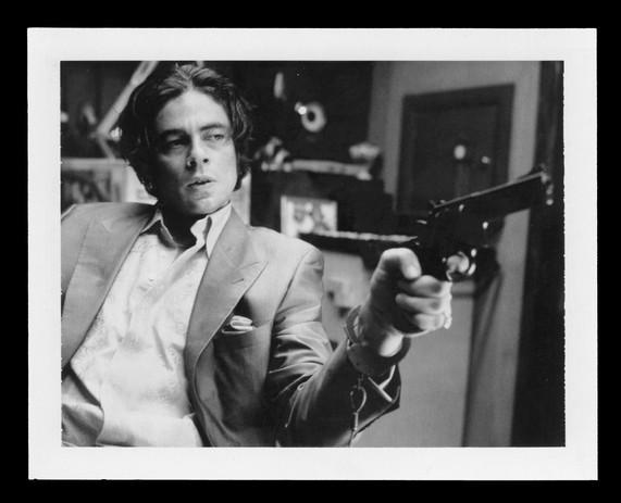 Benicio del Toro : Snatch