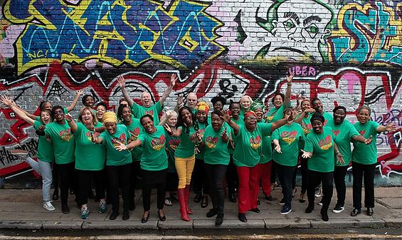 Reggae Choir