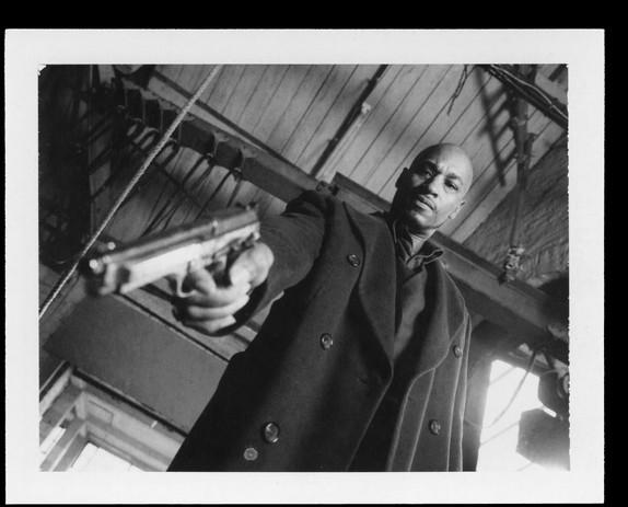 Terrance Maynard : Revolver
