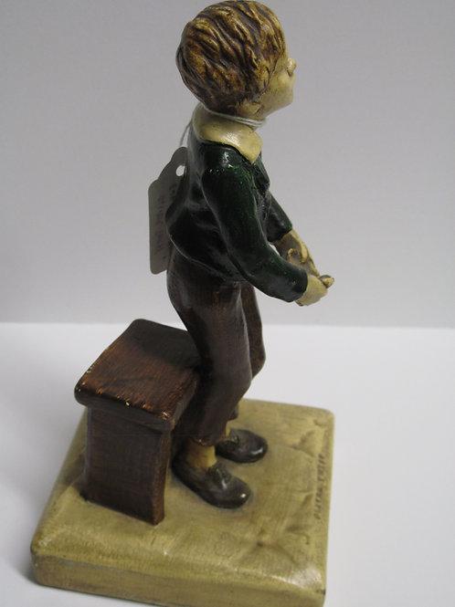 Oliver Twist statue