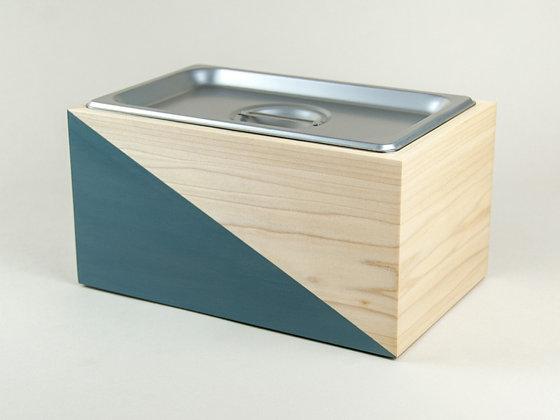 Large Modern Kitchen Compost Bin