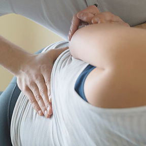 Cochrane deep tissue massage