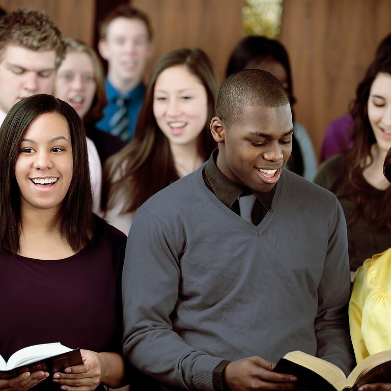 Power Touch Prayer Service on Fridays