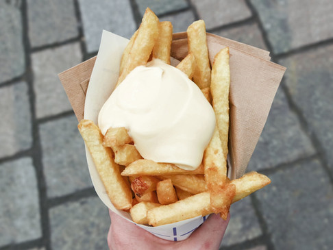 Amsterdam 101: Redefining The French Fries