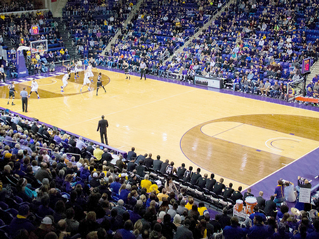 NCAA Hoops Attendance Hits New Low