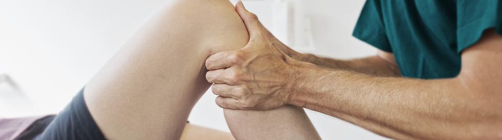 Chiropractor Massage Extremity Knee
