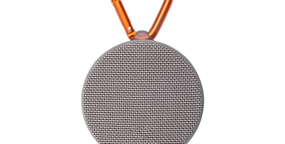 Round Mini Portable Bluetooth Speaker