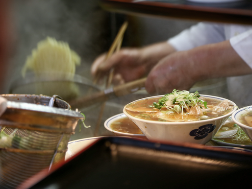 Do Not Leave Tokyo Before Eating This Ramen