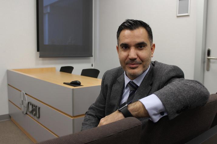 """Óscar Cortijo """"La Responsabilidad Social comienza por actuar en nuestro entorno más cercano"""""""