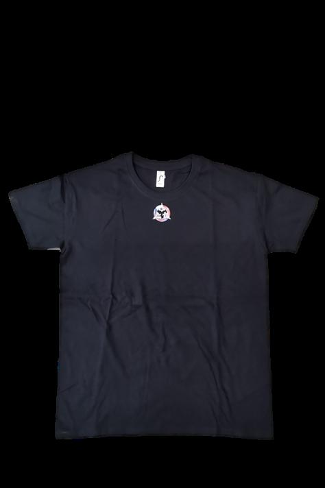 T-shirt Noir Alantic Trident 2021 Unisexe