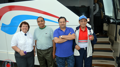 Cathedrals, Cuisine and Culture: The ICGO bus trip to London, Ontario