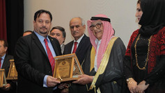 """""""eTurn"""" Council Honored 100 of Arab Characters"""