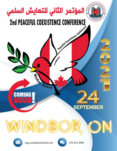 2nd Peaceful coexistence conference