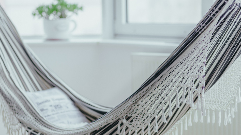 relaxing-hammock