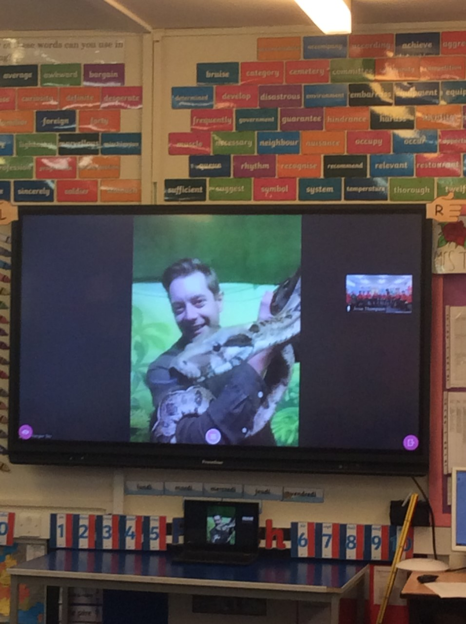 Ranger Stu's Virtual Zoo School Visit