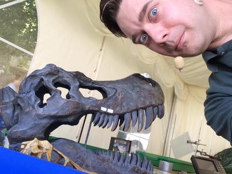 Ranger Stu's Virtual Zoo - Week 6 - Dinosaurs!
