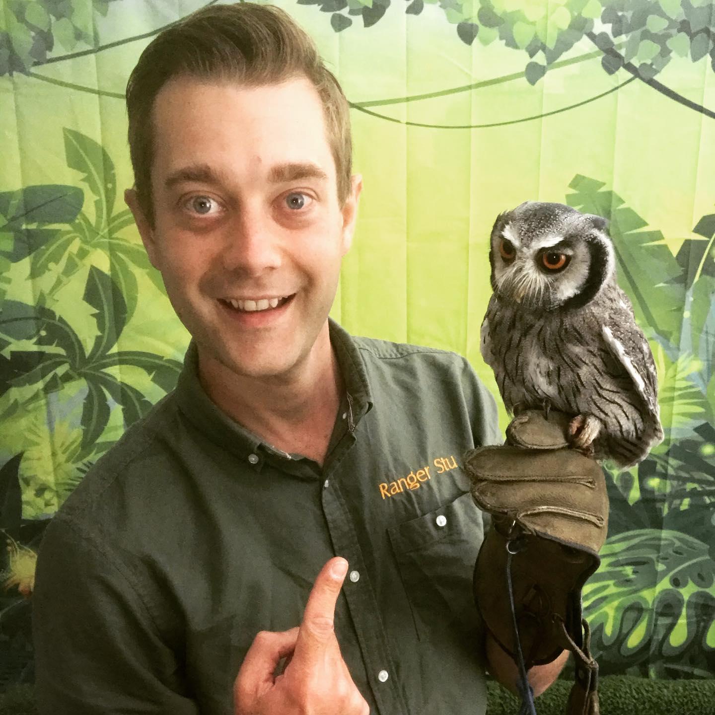 Ranger Stu Owl