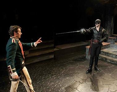 Zorro at Constellation Theatre
