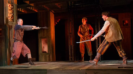 Romeo and Juliet, Aaron Posner at Folger Theatre