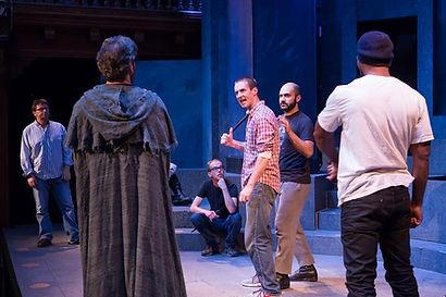Julius Caesar at Folger Theatre