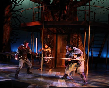 Young Robin Hood at Round House Theatre