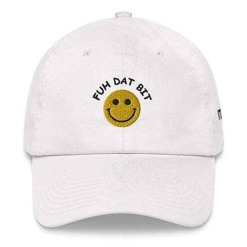 FUH DAT BIT HAT - WHITE