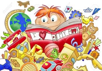 1ª Feria del Juguete y del libro