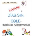 CANCELADO: Días sin cole: 28 febrero y 2 marzo 2020