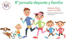 4ª jornada deporte y familia 28 marzo 2020