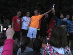 Ganadores Fútbol
