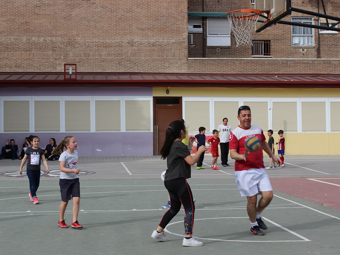 Baloncesto niños