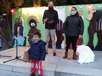 Ganadores del concurso de Christmas