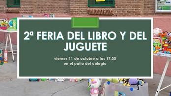 2ª Feria del Juguete y del libro