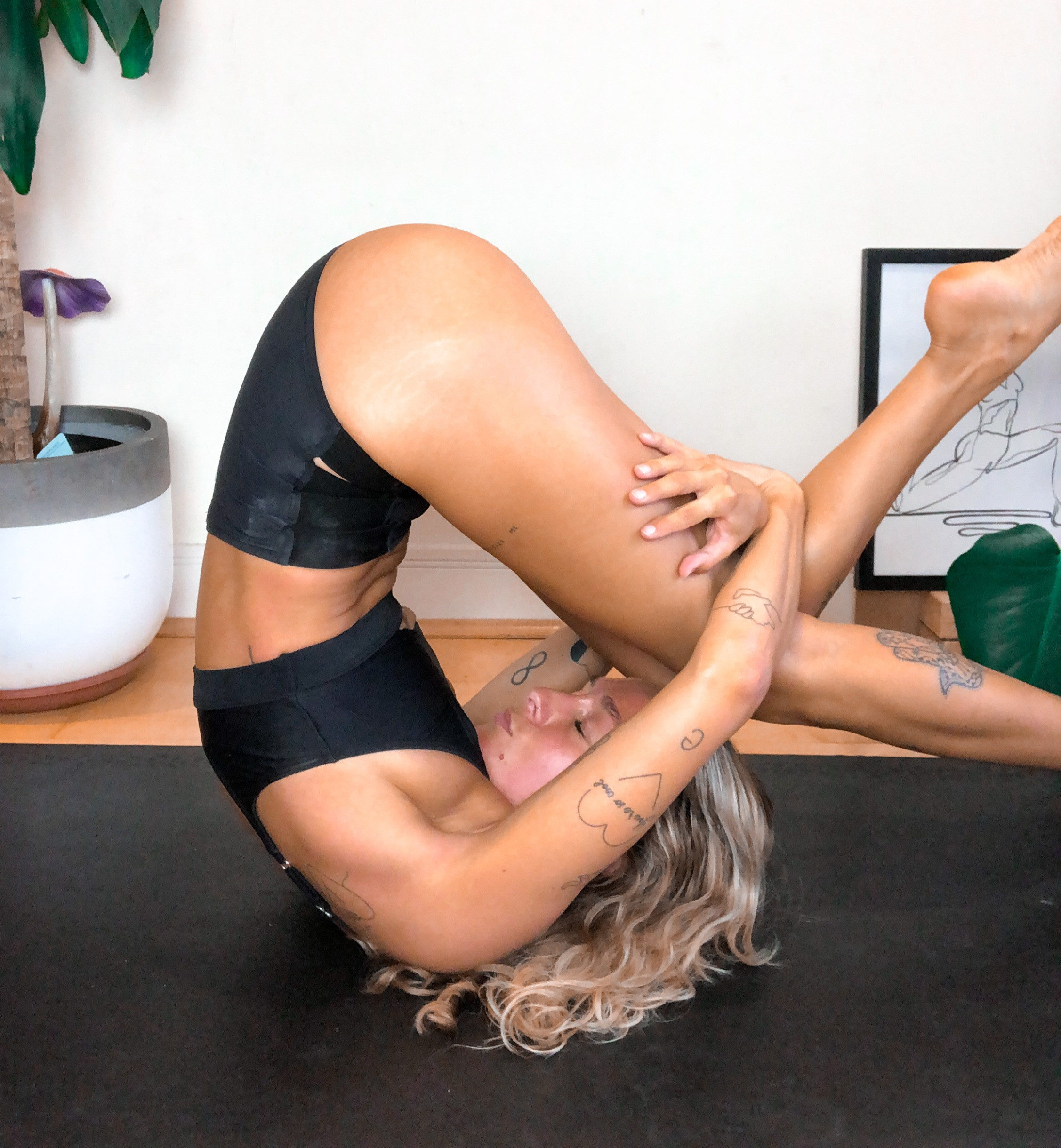 Sensual Luminosity Yoga