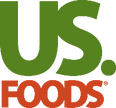 US-Foods logo in the ClubBuy GPO procurement service
