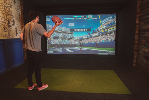 Full Swing Simulator multi sport
